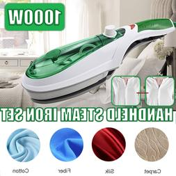 1000w handheld garment steamer brush portable font
