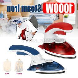 1000W MINI Portable Handheld Electric Iron Garment Travel St