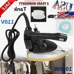 110V Gravity Feed Steam Iron Gravity System Industrial Iron
