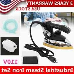 110V!! Industrial Gravity Steam Iron Industrial electric iro