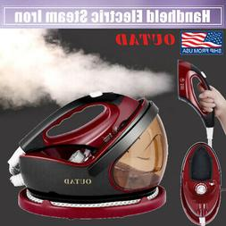 1300W Powerful Steam Iron Clothes Ironing Handheld Cordless