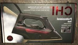 CHI 13104 Titanium Ceramic Professional Steam Iron BRAND NEW