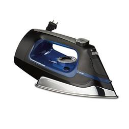 Hamilton Beach 14290 Retractable Cord Iron, Grey