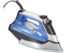 1600W Advanced Steam Iron Clothes Professional Grade Self Cl
