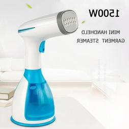 280ml Handheld <font><b>Steamer</b></font> 1500W Powerful <f