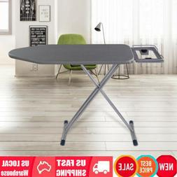 """36"""" Adjustable Folding Ironing Board Compact Table Counter I"""