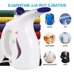800W Handheld Clothes Garment Steamer Portable Fabric Laundr