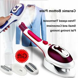 800W Steam Iron Portable Handheld Clothes Fabric Laundry Ste