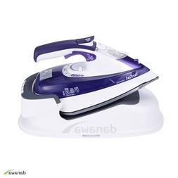 Tefal Cordless Steam Iron Wireless Steamer Free Move Fv9990