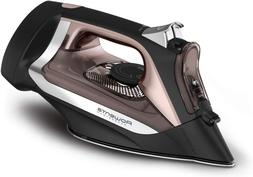 Access Steam Iron with Retractable Cord and Stainless Steel