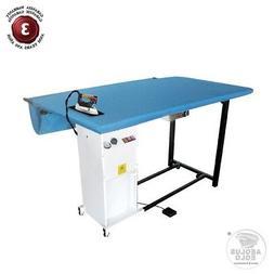AEOLUS Industrial Large Ironing Table Blanket Vacuum Heated