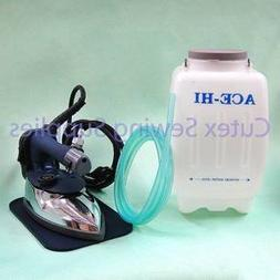 Ace-Hi AH-100G Self Contained Gravity Feed Electric Steam Ir