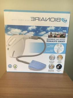 Bionaire 1500W Hand Steamer New In Box NEVER USED
