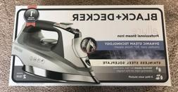 Black & Decker Allure Professional Steam Iron Silver D3032G