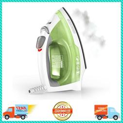 BLACK&DECKER Easy Steam Anti-Drip Compact Steam Iron, Green,
