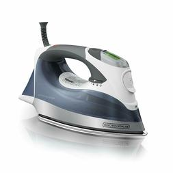 BLACK+DECKER Digital Advantage Professional Steam Iron, D253
