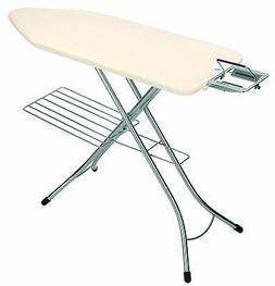Board Ironing Steam Iron Rest Linen Rack Laundry Room Adjust