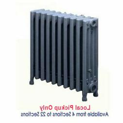 Cast iron Radiators for Steam and Hot Water Systems 4 Tubes