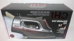 CHI Professional Steam Iron with Retractable Cord 13106