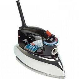 Black Decker Classic Steam Iron Clothes Steamer with Aluminu