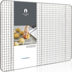 Stainless Steel Cooling Rack Half size - Commercial Grade Me