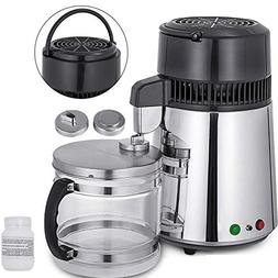Mophorn Countertop Machine Stainless Steel Home Pure Purifie