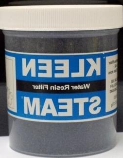 demineralizer gravity steam iron resin