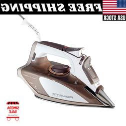 DW5080 Focus 1700-Watt Micro Steam Iron Stainless Steel Sole
