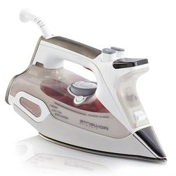 Rowenta DW9081 1800 Watt Steamium Steam Iron, 400 Hole Stain