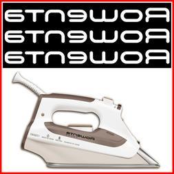Rowenta DZ5160 Focus Auto Shut off Stainless Steel Soleplate Steam Iron 1700-Watt Brown