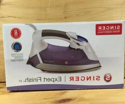 Electric Iron, Singer, Expert Finish