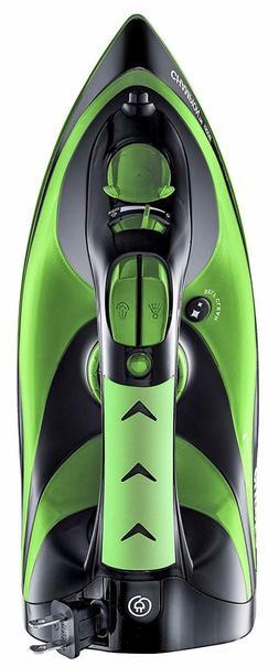 Eureka Champion Super-Hot Green 1500 Watt Iron Powerful Stea