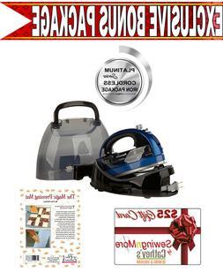 Exclusive Platinum Series Panasonic NIWL602A Blue Iron Packa