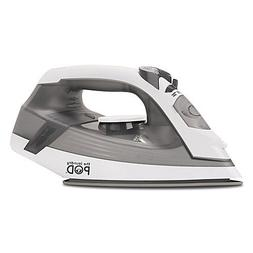 Laundry Pod Express Steam Iron in Grey