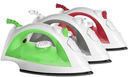 Full Function Steam Iron with Heat Indicator