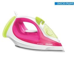 Philips Garment Steam Iron Steamer Pink Gc-2045