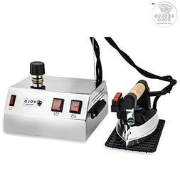 EOLO GVS1 INOX Professional steam iron with energy saving co