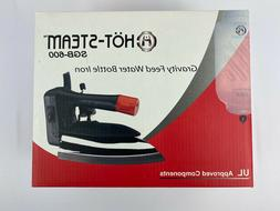 Hot-Steam SGB-600 Gravity Feed Water Bottle Iron