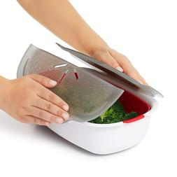 Household <font><b>Steamed</b></font> Vegetable Container Mi