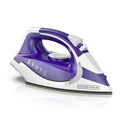 BLACK+DECKER ICL500 Light 'N Go Cordless Iron with Nonstic