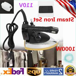 Industrial electric iron  Industrial Steam Iron 1000W +Tank