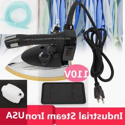 Industrial Gravity-system Steam Iron electric iron1000W+wate