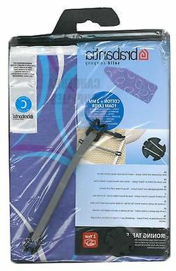 BRABANTIA IRONING BOARD COVER SIZE C 124 x 45cm - ASSORTED P