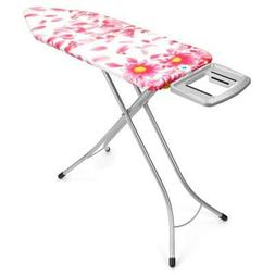 Brabantia Ironing Table 124x45 cm, Solid Steam Iron Rest, Pi