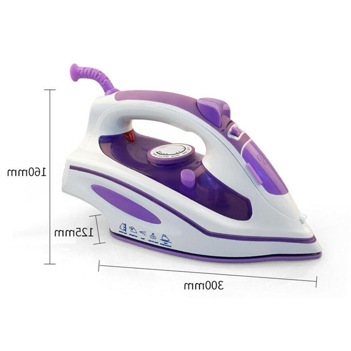 1200W Electric Steam Clothes Fabric Handheld Portable