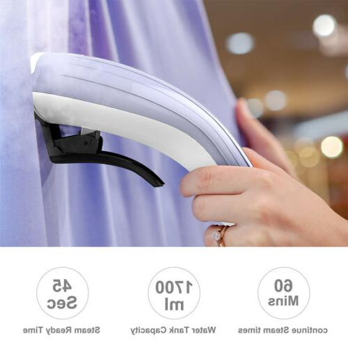 1800W Fabric Steamer Iron Wrinkle Remove