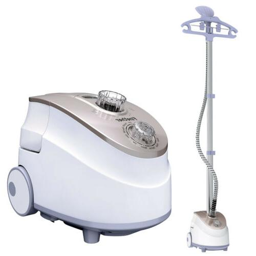 1800W Standing Clothes Steamer Wrinkle Remove