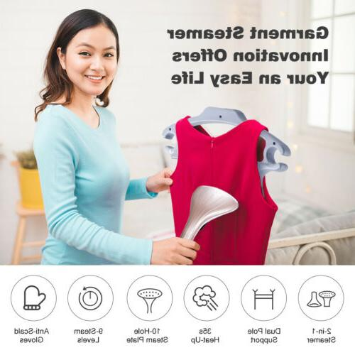 Home Clothes Iron Brush Hanger Steamboard