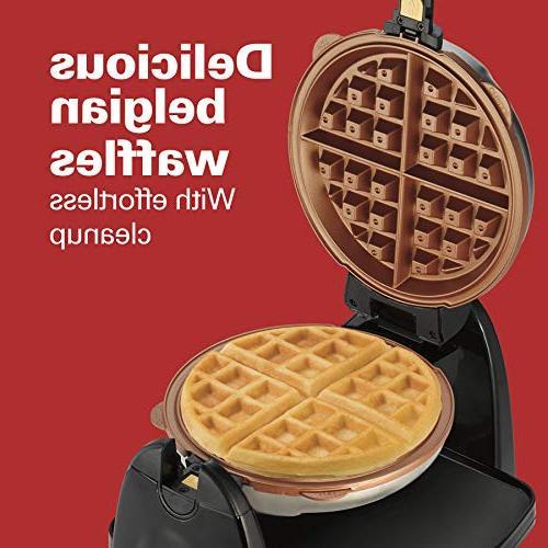 Hamilton 26031 Grid Belgian Waffle 16.00 x 9.25