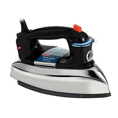 BLACK+DECKER Classic Steam Iron, F67E